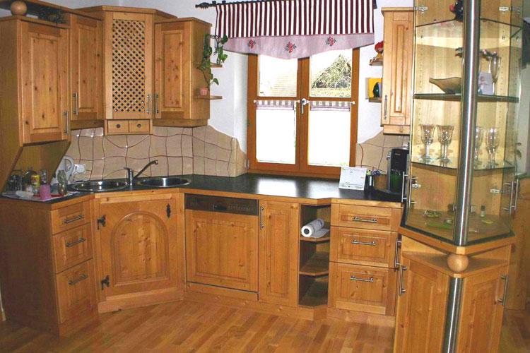 Tischler Einbauküche Landhaus