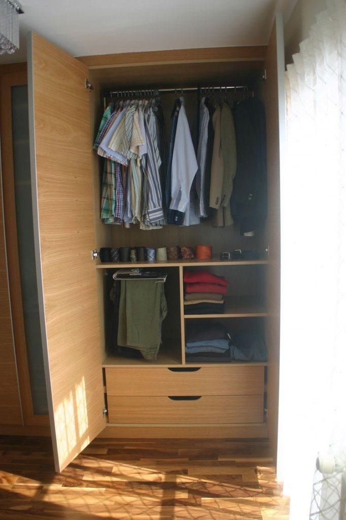 Kleiderschrank Massivholz