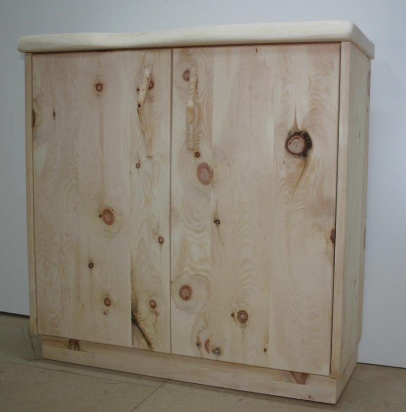 Tischler Zirben Holz Kommode Waldsaum