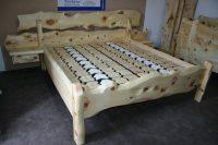 Zirben Bett Rustika Wörthersee