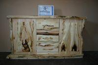 Tischler Zirben Holz Kommode Wildschütz