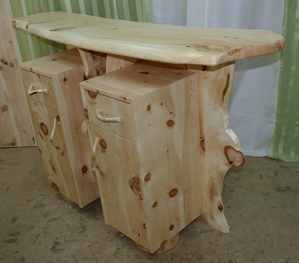Zirbenholz-Kommode-Raumteiler kaufen