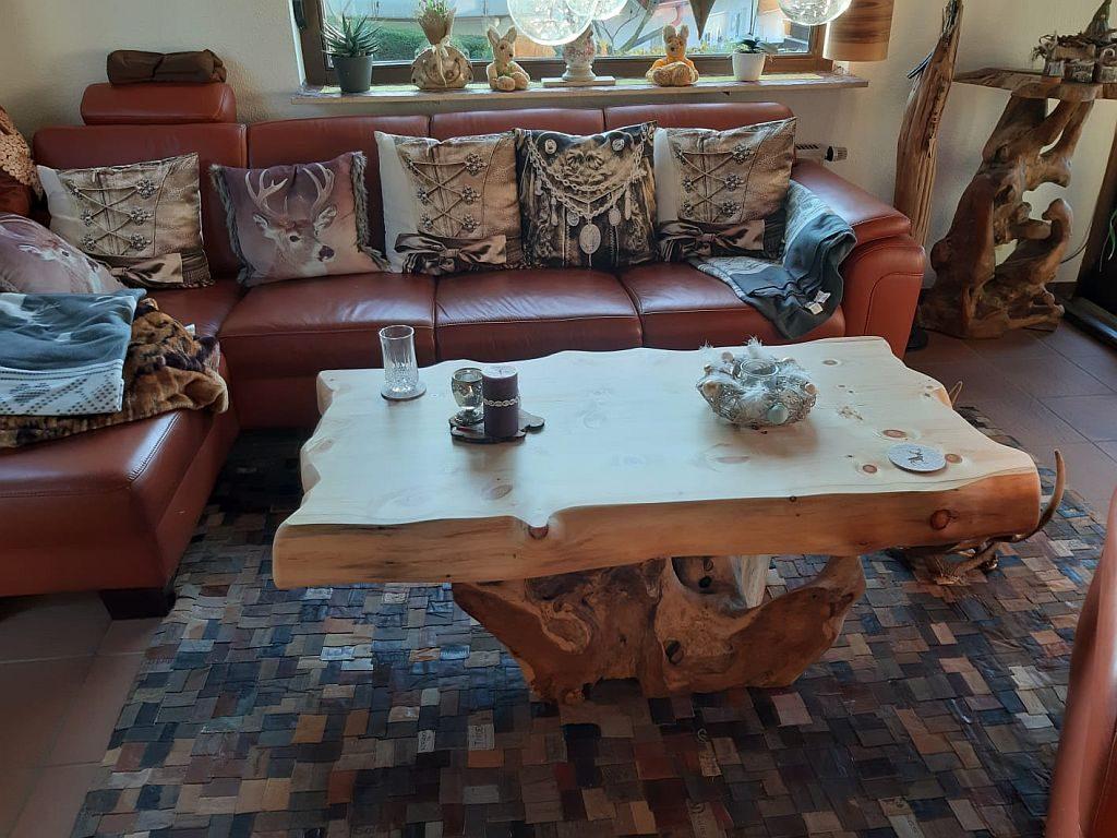 Zirbenholz Tisch