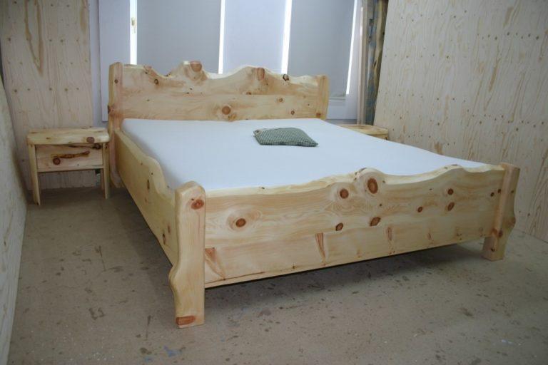 Zirbenkieifern Bett Tradition Arve